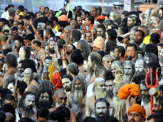 Complaints of police misbehaving with devotees, sadhus, women, elders and media persons poured in on the second Shahi Snan in Ujjain during the Simhastha Kumbh.
