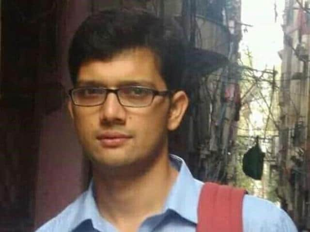 Lucknow's Kuldeep Dwivedi has got 242nd rank in the Civil Services Examination conducted by the Union Public Service Commission.(Handout image)