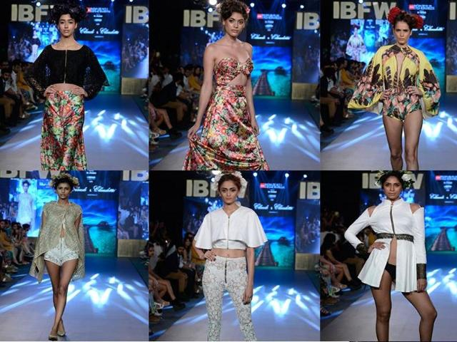 India Beach Fashion Week Ready For Some Island Inspired Summer Fashion Fashion And Trends Hindustan Times
