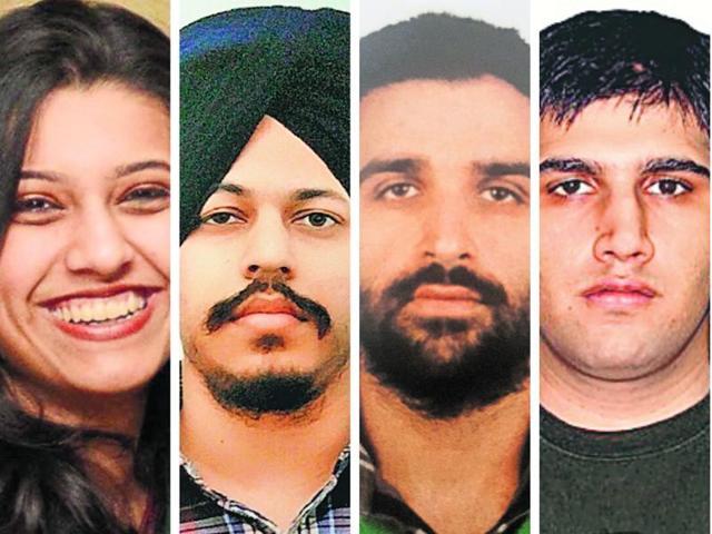 (from left) Nazuk, Hardeep Singh, Jagpal Singh Dhanoa, Lakshay Sharma and Gazal Bharadwaj.