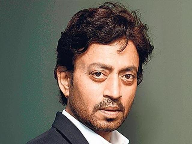 Irrfan Khan wants to take a break from his image and do more romantic films.(HT photo)