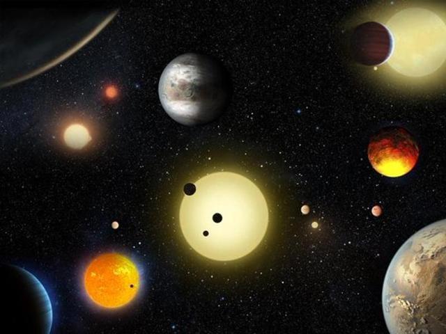 Nasa,Kepler space telescope,Solar system