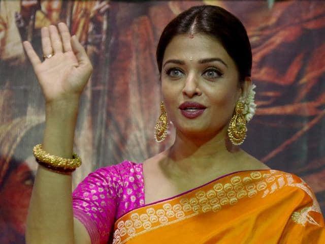 Aishwarya Rai Bachchan played Paro in Sanjay Leela Bhansali's Devdas in 2002.