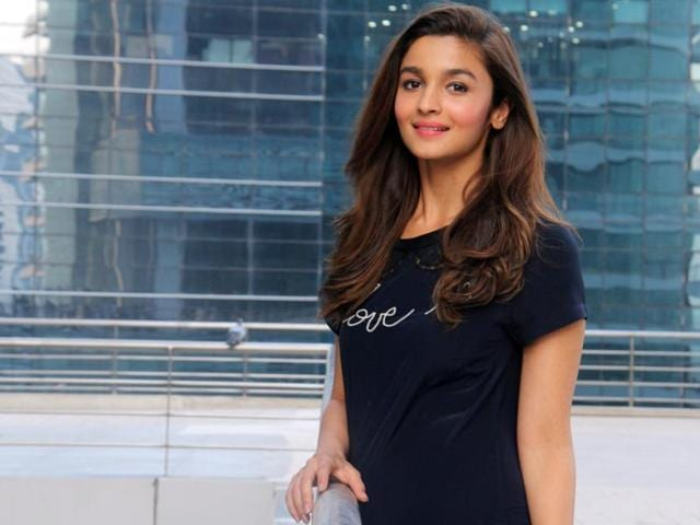 """""""This time we will wrap up the movie,"""" says Alia Bhatt about the next schedule of her film with director Gauri Shinde."""