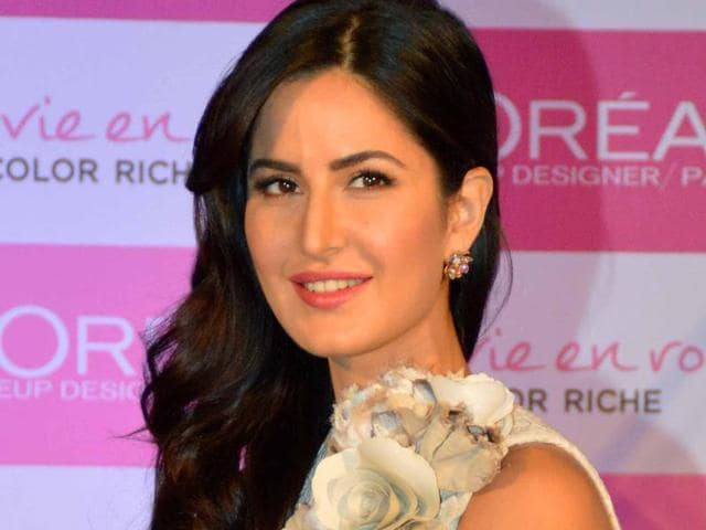 Despite having a hectic schedule, Katrina Kaif ensures that she doesn't miss out on workout.