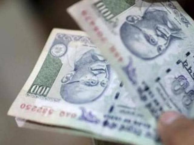 The rupee recovered by 11 paise on Wednesday to close at 66.56.