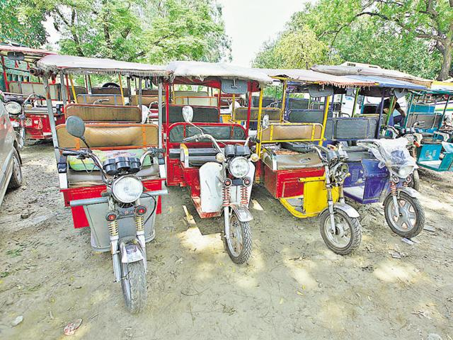 The government reduced VAT on hybrid cars, battery operated vehicle and e-rickshaws from 12.5% to 5%.