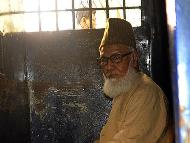 Jamaat-e-Islami,Motiur Rahman Nizami,Bangladesh