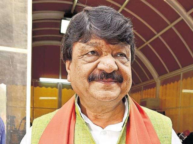 BJP MP Kailash Vijayvargiya has stumbled for the first time after the Uttarakhand floor test result and the resumption of power by Harish Rawat in the state.