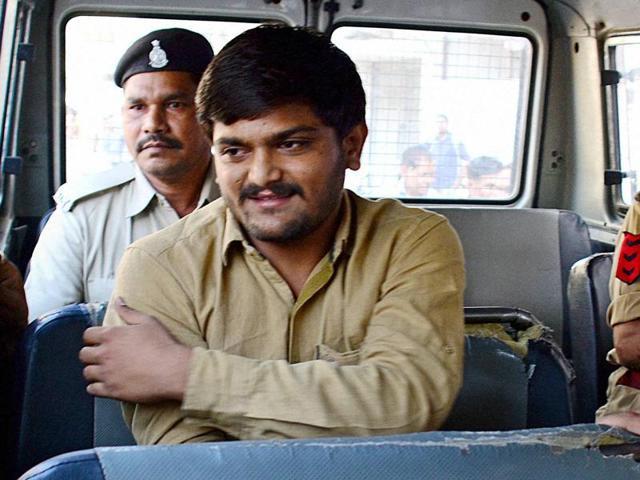 Patidar agitation,Hardik Patel,Vitthal Radadiya