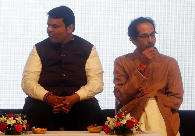 BJP,Shiv Sena,BMC