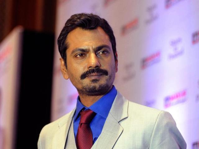 Bollywood actor Nawazuddin Siddiqui.
