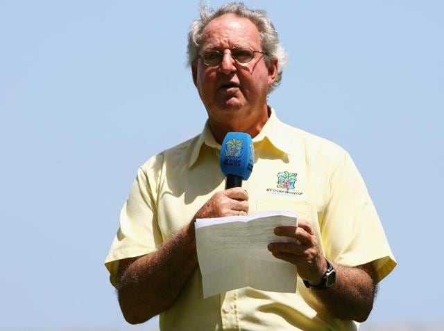 Tony Cozier passed away, aged 75, following a long illness.