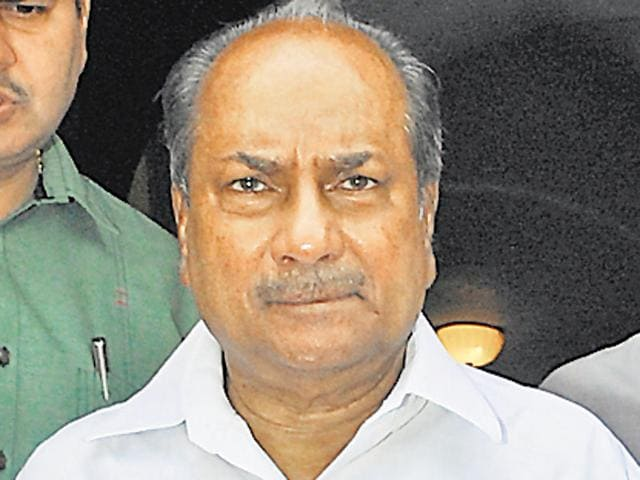 AKAntony refuted the graft allegations in AgustaWestland scam and claimed that the BJP was exploiting the issue to target Congress president Sonia Gandhi.