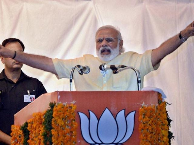 Prime Minister Narendra Modi will address election rallies in Kerala and Tamil Nadu on Wednesday.