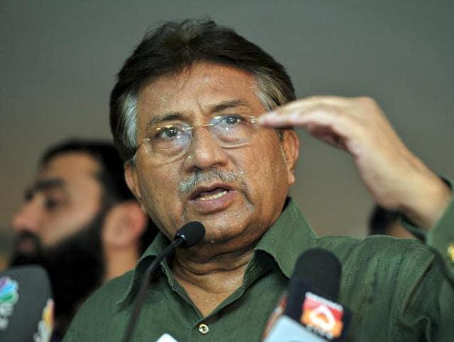 """Gen Pervez Musharraf was on Thursday declared an """"absconder"""" by a special tribunal trying the former Pakistani dictator for high treason. The court has asked the concerned authorities to produce him before it within 30 days. The former Pakistani President failed to appear in person despite repeated summons."""