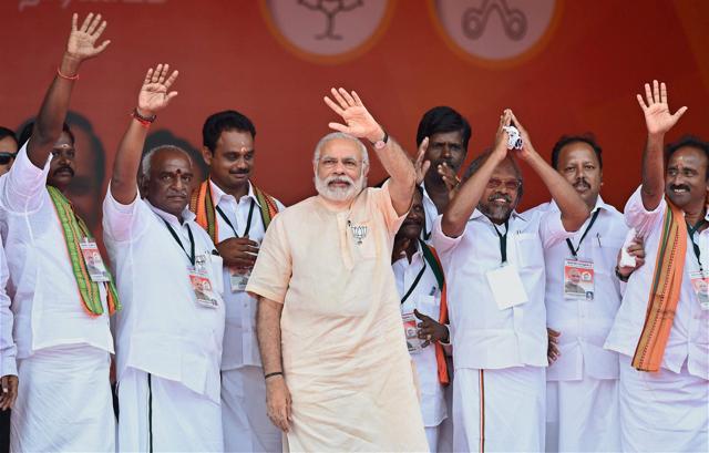 Tamil Nadu,Tamil Nadu assembly elections,Modi
