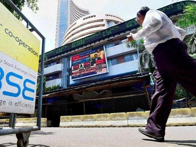 Sensex retreated from a two-week high after falling 175.51 points to 25,597.02.