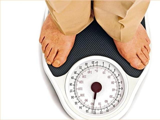 The optimum ratio of weight and height -- known as body mass index or BMI -- is now on the upper side of the healthy range, according to the report in the Journal of the American Medical Association (JAMA).
