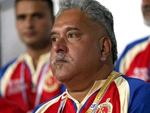Mallya fled to London on March 2 as the pressure on him to return money mounted.