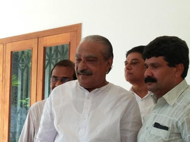 This election, KM Mani approaches the electorate for a record 13th time after winning from Pala, in Kottayam district, since 1965.