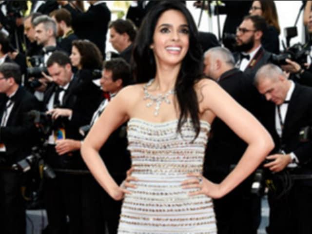 Cannes 2016,Mallika Sherawat,Cannes red carpet
