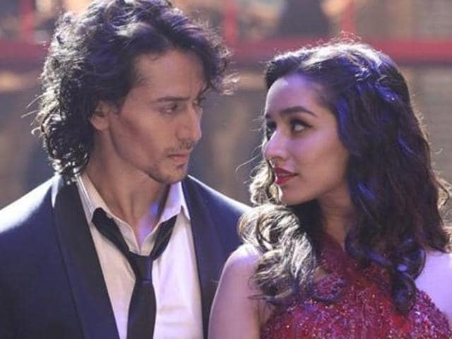 Tiger has done two films, Heropanti and Baaghi, so far. (YouTube)