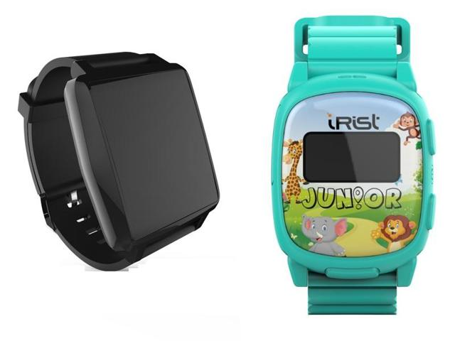 Besides the iRist Pro, the company has also displayed the iRist and iRist Junior, targeted to safety of kids.