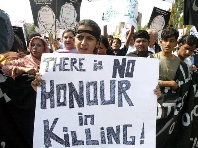 Pakistan,Murder,Honour killing