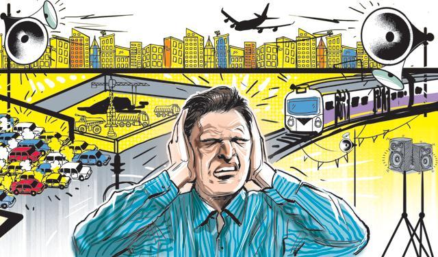 noise pollution,Mumbai police,festivals