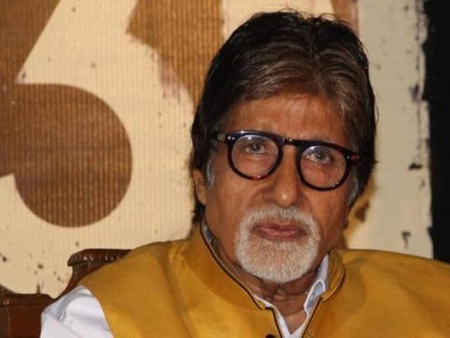 The I-T department had said Amitabh Bachchan owed Rs 1.66 crore in taxes for his show Kaun Banega Crorepati for the year 2001-2002. (IANS Photo)