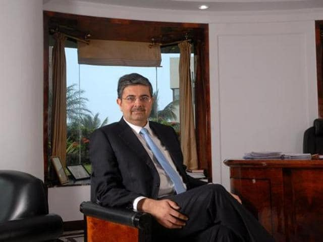 Forbes said that Uday Kotak has also taken a stand on behalf of savers.