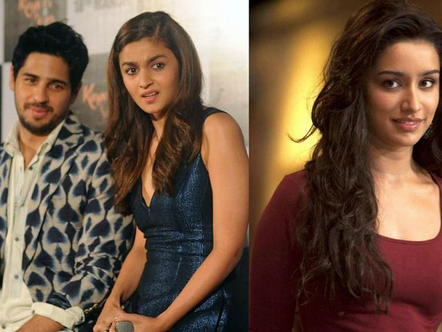 Shraddha Kapoor is said to be the reason behind an alleged rough phase in Sidharth Malhotra-Alia Bhatt's romantic life.