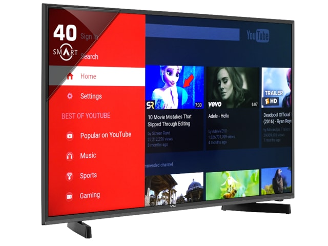 Vu to rely on new budget smart TVs to rival Samsung, LG and