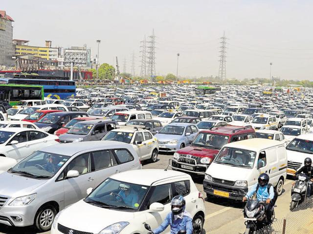 Phase two of the odd-even scheme saw major traffic congestion on certain days.