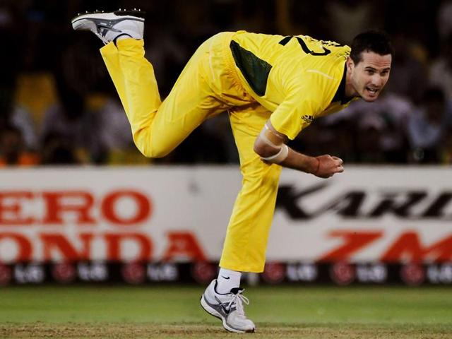 Shaun Tait had earlier played for now-suspended side Rajasthan Royals.