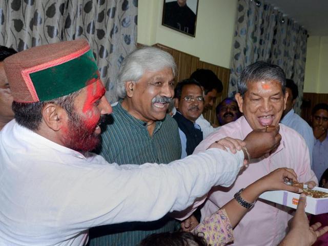 Uttarakhand crisis,Harish rawat,Samachar Plus