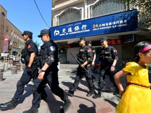 Lei Yang, 29, was declared dead within hours of being picked up from the parlour in Beijing's Changping district by police personnel in plainclothes late on Saturday night. (File Photo)