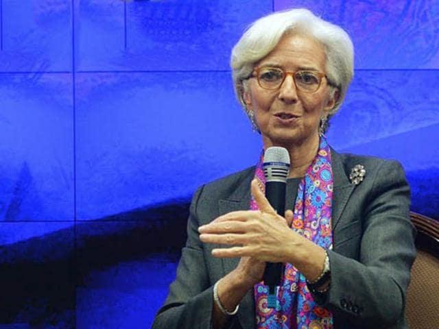 IMF,global corruption,Christine Lagarde