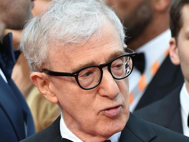 Woody Allen,Cannes Film Festival,Kristen Stewart