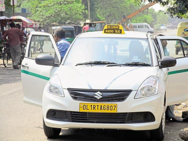 Almost 10,000 such taxis that run on diesel are registered in Ghaziabad and Gautam Budh Nagar.