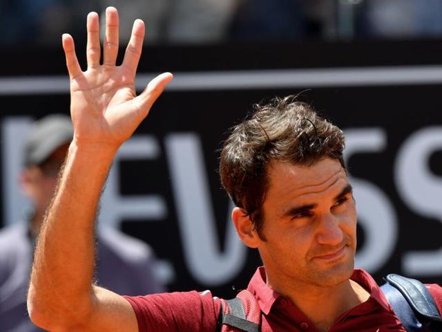Rome Masters,Roger Federer,Rafael Nadal