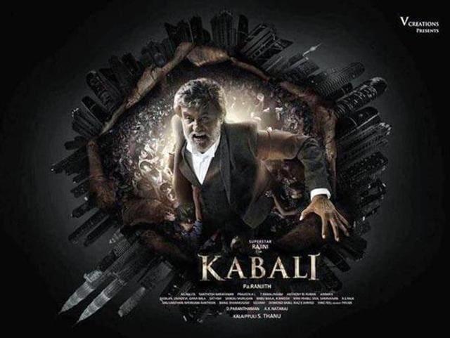 Superstar Rajinikanth plays a Chennai gangster in Pa Ranjith-directed Kabali.