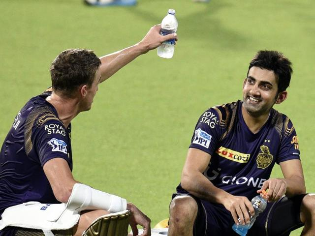 With 12 points from 10 games, Gautam Gambhir-captained Kolkata Knight Riders are placed third in the IPL points table.