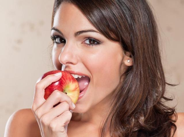Greater consumption of apple, banana and grapes during adolescence, as well as oranges and kale during early adulthood was significantly associated with a reduced breast cancer risk.