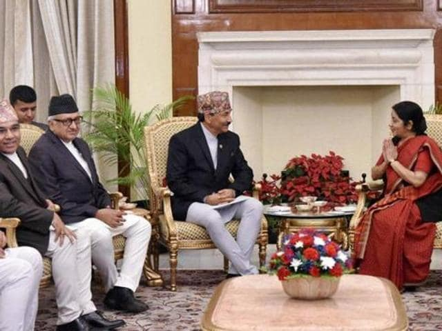 As speculation rages on about how Nepal's PM K P Oli-led government survived a political scare last week, the country's foreign minister, Kamal Thapa, admitted that 'circumstantial evidence' possibly suggests a Chinese role. He did not however comment on whether India had any role in trying to topple the government - a charge earlier levelled by Oli's aides.