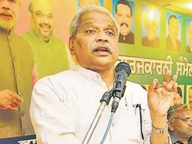 The reshuffle, which is being discussed behind closed doors for the past one week, is expected to take shape on Friday when state affairs incharge Prabhat Jha meets the party leadership in Chandigarh.
