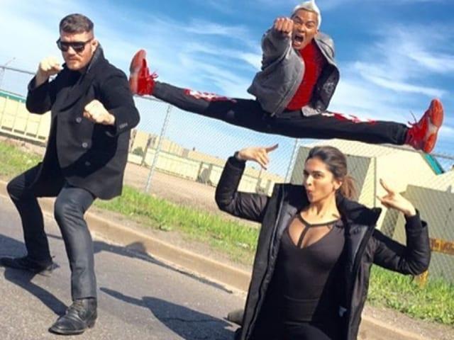Deepika Padukone,Deepika Padukone XXX,XXX The Return of Xander Cage