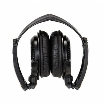 """Priced at Rs.1,499, """"RP-HF300"""" headphones are available in black, white, blue and pink colours"""