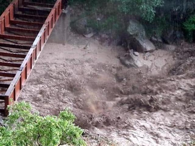 The flash floods on Thursday evening had caused devastation in three districts including Ramban, Reasi and Udhampur.